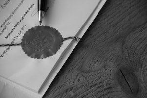 Notarielle Vereinbarungen